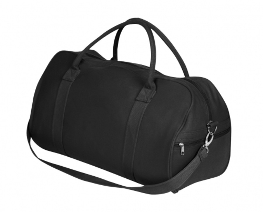 Sport Duffle Bag - Black