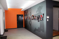 Fitness Studio Wall