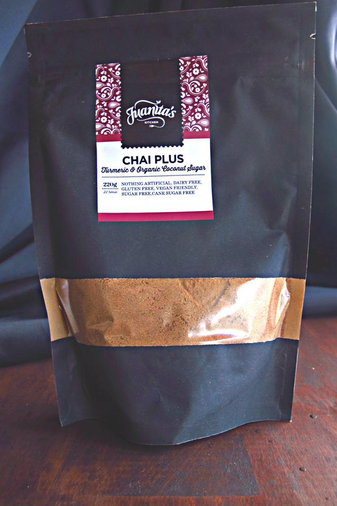 Chai Plus with turmeric