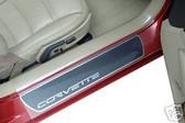 C6 Corvette Door Sill Protectors