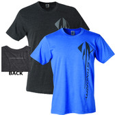 C7 STINGRAY VERTICAL T-SHIRT