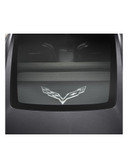 Corvette Stingray Cargo Security Shade Upper for 2LT  & 3LT