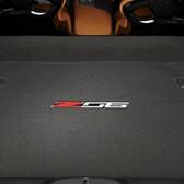 C7 CORVETTE GM PREMIUM CARGO MAT WITH Z06 LOGO BLACK