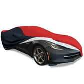 C7 ULTRAGAURD CAR COVER-RED/BLACK