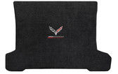 "1 ""C7 LLYODS ULTIMAT GRANDSPORT DOUBLE LOGO JET BLACK CARGO MAT COUPE """