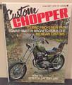 Custom Chopper  Magazine May 1973