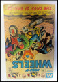 World of Wheels #23 comic book January 1978