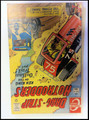 Drag-Strip Hotrodders #16 comic book August 1967
