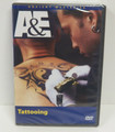 A&E Ancient Mysteries Tattooing DVD NEW sealed