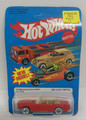 Vintage Hot Wheels(1982) 65 Mustang Covertible New in package