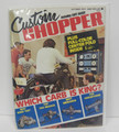 Custom Chopper (including Cafe Racer) Magazine October 1974