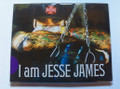 I am JESSE JAMES by Jesse James softcover book (used)