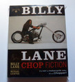 Billy Lane Chop Fiction by Billy Lane hardcover book (used)