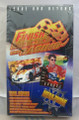 1996 Series Finish Line Above and Beyond Nascar Trading Cards 36 pack case ...SEALED !