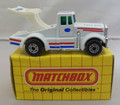 1983 Matchbox Tyrone Malone Super Boss race truck with box