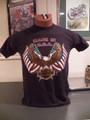 Vintage 1991 Harley Davidson House of Harley Anchorage Alaska T-Shirt USA MADE sz. M