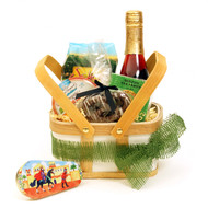 A Purim On the Go! Kosher Gift Basket