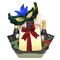Exotic Purim Coffees and Chocolate Connoisseurs Kosher Gift Basket