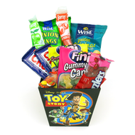 A Toy Story Candy Kosher Purim Gift Basket