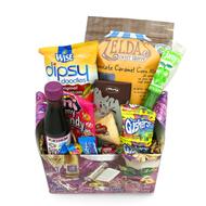 A Happy Purim Mishloach Manot Family Gift Box