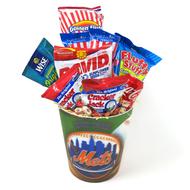 A Baseball Classic NY Mets Kosher Purim Gift Basket