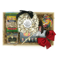 A Kosher Gluten Free Candy Purim Shaloch Manot Gift Crate