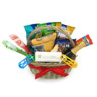 A Basket of Family Fun! Purim Kosher Gift
