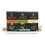 An Elegant Chocolate Purim Delight Kosher Gift