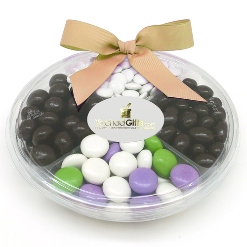 Kosher Candy Platter Purim Gift