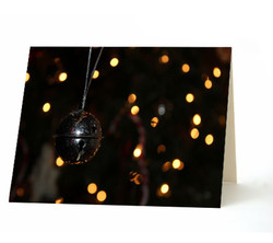 """""""Christmas Ornament"""" Card"""
