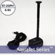 Solar Fountain Submersible Pump – AquaJet Pro 6-9V
