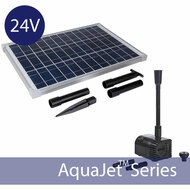 12-24v Medium Output Solar Water Pump Kit