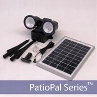 24-LED-Solar Spot light & Flag Light 50W With Ultra Bright LEDs