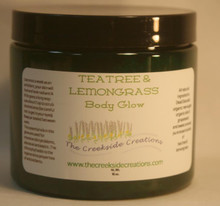 Experience the refreshing and clean smell of nature as you scrub your body with the antibacterial properties of tea tree and nutrients of lemongrass!