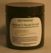 An incredible facial scrub for oily or acne prone skin!
