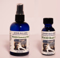 Wood Inner Balance Set: Mist & Body Oil