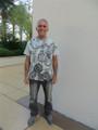 DOLPHIN GREY 528 Musical T-Shirt (100% Organic Cotton)