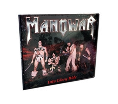 CD Digipak Into Glory Ride Silver Edition