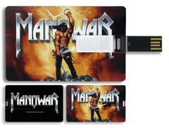 USB Memory Stick Kings Of Metal MMXIV