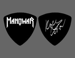 Guitar Pick Signature Series (Karl Logan)
