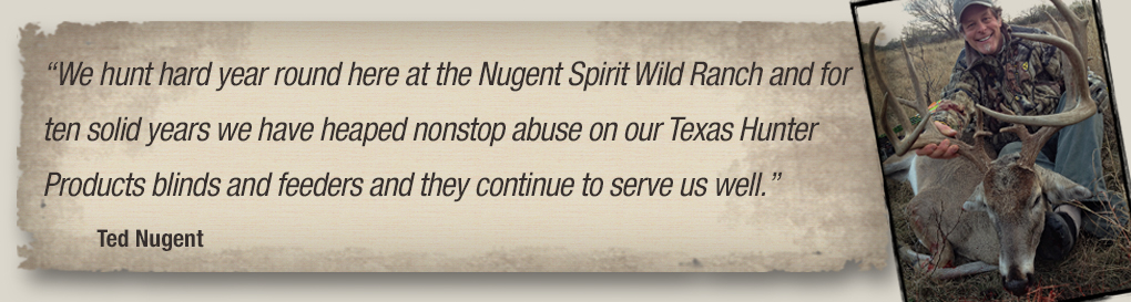 Ted Nugent Quote