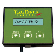 EZ Set Digital Timer for Texas Hunter Wildlife Feeders