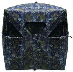Pop-up Camouflage Ground Hunting Deer Blind by Texas Hunter Products