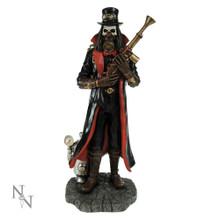 Steampunk - Grim Reaper front
