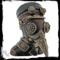 Steampunk Steam Doctor Trinket, Storage Box - Nemesis Now Sculpture
