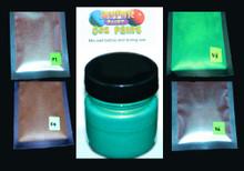 Flip colour paints