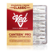Canteen Pro coils by JC