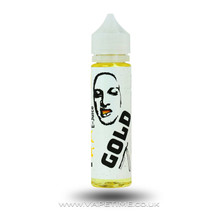 Gold Tooth E-juice - Gold E-liquid 60ml
