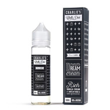 Charlie's Chalk Dust - Dream Cream E-liquid 50ml
