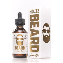 Beard Vape Co - No.32 E-Liquid 60ml